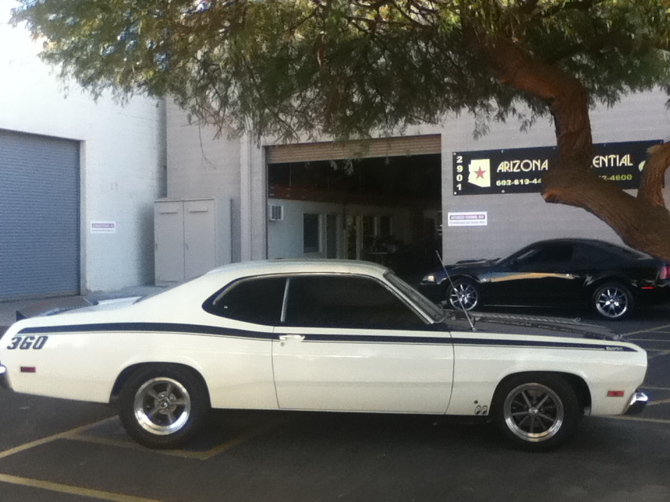 1965 Plymouth Duster