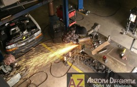 Arizona Differential Fabrication