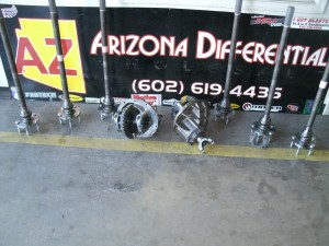 Arizona Differential parts