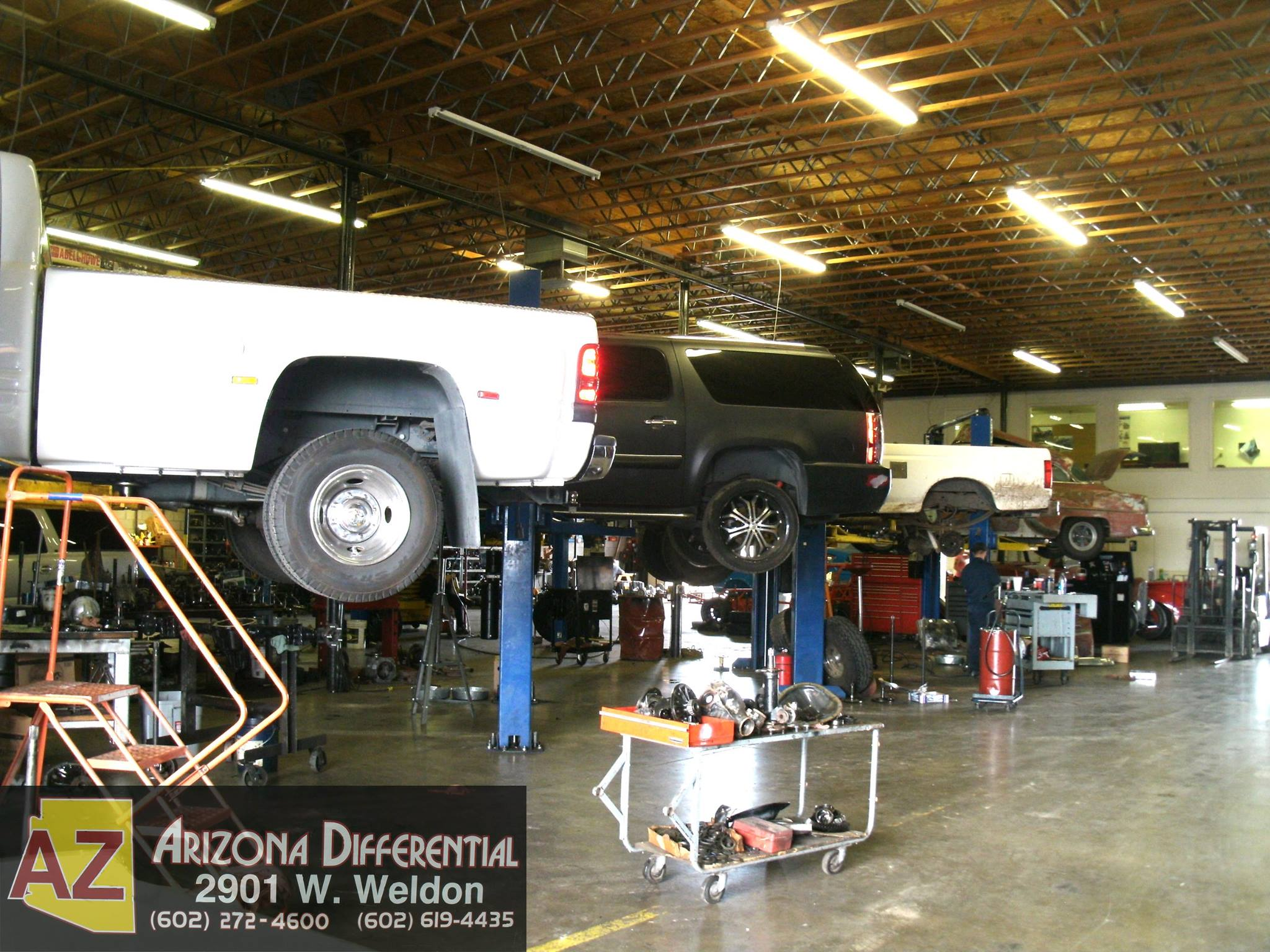 Arizona Differential Inspection